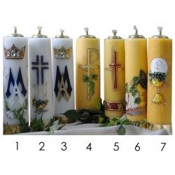Decorative Altar Oil Candles