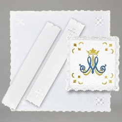 Altar linen set 4955  - 1