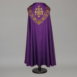 Gothic Cope 4960 - Purple  - 1