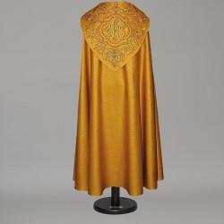 Gothic Cope 4962 - Gold