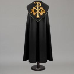 Gothic Cope 4963 - Black