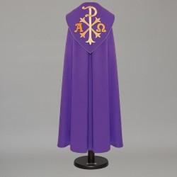 Gothic Cope 4967 - Purple  - 1