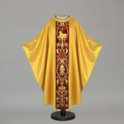 Gothic Chasuble 4984 - Gold