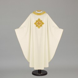 Gothic Chasuble 4985 - Cream