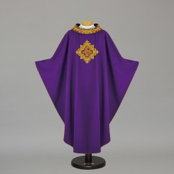 Gothic Chasuble 4987 - Purple