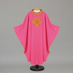 Gothic Chasuble 4991 - Rose