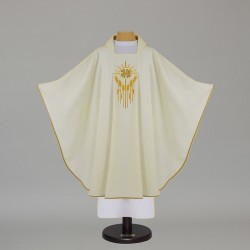 Gothic Chasuble 4993 - Cream