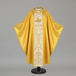 Gothic Chasuble 4995 - Gold