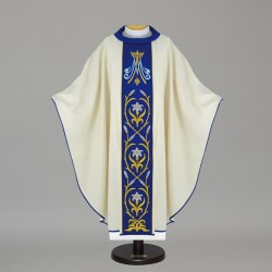 Gothic Chasuble 4998 - Cream