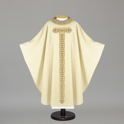 Gothic Chasuble 5000 - Cream