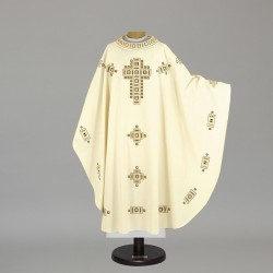 Gothic Chasuble 5006 - Cream
