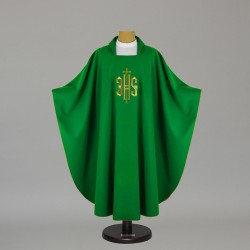 Gothic Chasuble 5067 - Green
