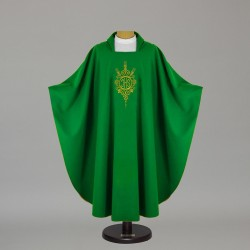 Gothic Chasuble 5070 - Green