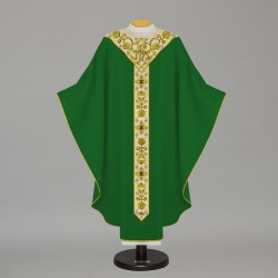 Gothic Chasuble 5082 - Green