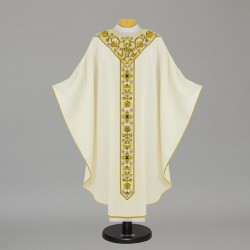 Gothic Chasuble - 5084 - Cream