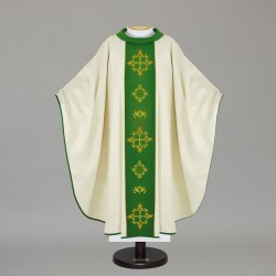 Gothic Chasuble 5088 - Cream