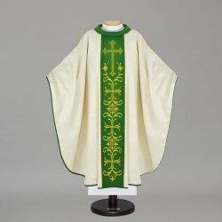 Gothic Chasuble 5089 - Cream