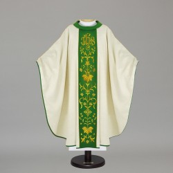 Gothic Chasuble 5091 - Cream