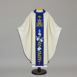 Marian Gothic Chasuble 5092...
