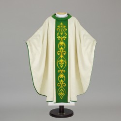 Gothic Chasuble 5093 - Cream