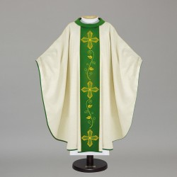 Gothic Chasuble 5094 - Cream