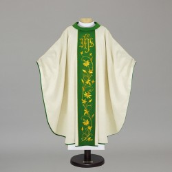 Gothic Chasuble 5095 - Cream