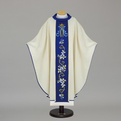 Marian Gothic Chasuble 5090...