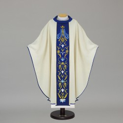 Gothic Chasuble 5096 - Cream
