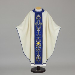 Gothic Chasuble 5097 - Cream