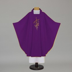 Gothic Chasuble 5116 - Purple