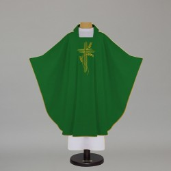 Gothic Chasuble 5125 - Green