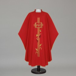 Gothic Chasuble 5128 - Red