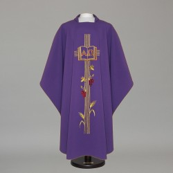Gothic Chasuble 5129 - Purple