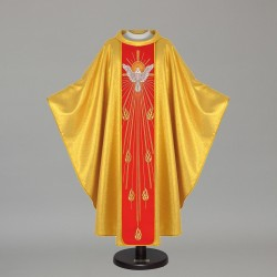 Gothic Chasuble 5136 - Gold
