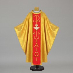 Gothic Chasuble 5137 - Gold