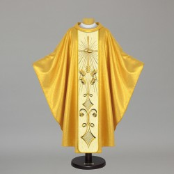 Gothic Chasuble 5139 - Gold