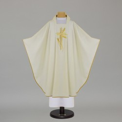 Gothic Chasuble - 5149 - Cream