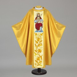 Gothic Chasuble 5150 - Gold  - 1