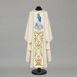Gothic Chasuble 5152 - Cream