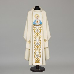 Gothic Chasuble 5154 - Cream