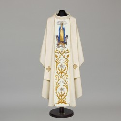 Marian Gothic Chasuble 5155...