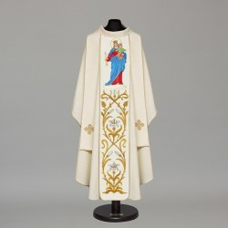 Marian Gothic Chasuble 5157...