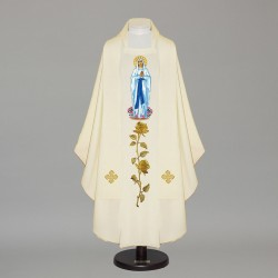Gothic Chasuble 5161 - Cream