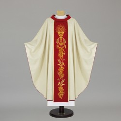 Gothic Chasuble 5179 - Cream