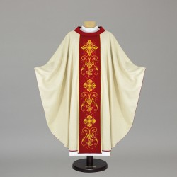 Gothic Chasuble 5180 - Cream