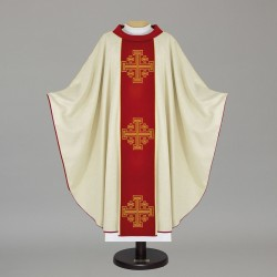 Gothic Chasuble 5181 - Cream