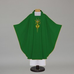 Gothic Chasuble 5186 - Green
