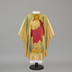 Gothic Chasuble 5194 - Gold