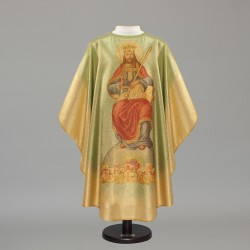 Gothic Chasuble 5197 - Gold