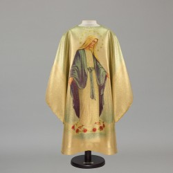 Gothic Chasuble 5200 - Gold